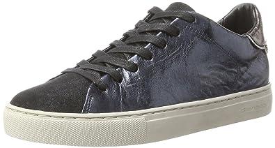 Damen 25406A17B Sneaker, Blau (Blau), 39 EU Crime London