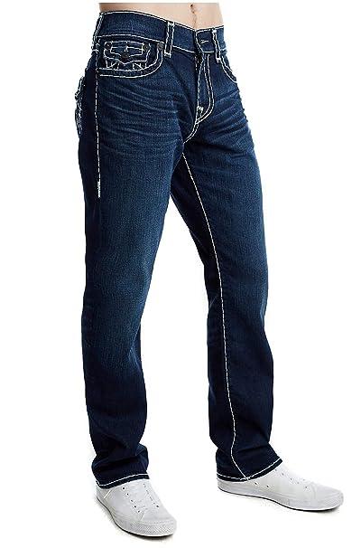 Amazon.com: True Religion Ricky Super T - Pantalones ...