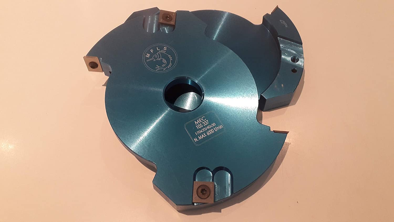 Porte outils /à tenonner 140mm /ép Zak 14//28mm toupie arbre 30 mm