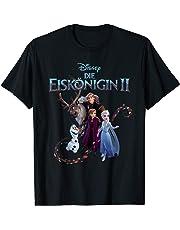 Disney Frozen 2 German Poster Die Eiskönigin T-Shirt