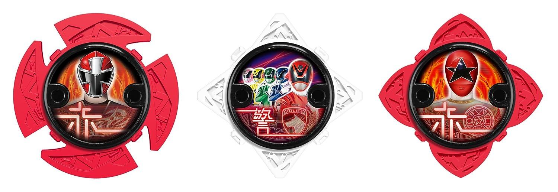 Red Ranger Pack