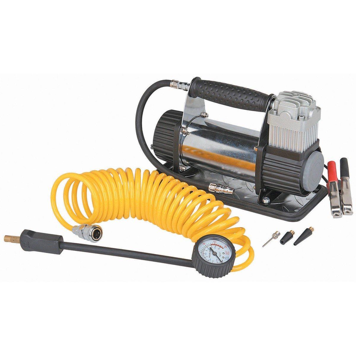 12Volt 150 PSI Compact Air Compressor ToolsNMore