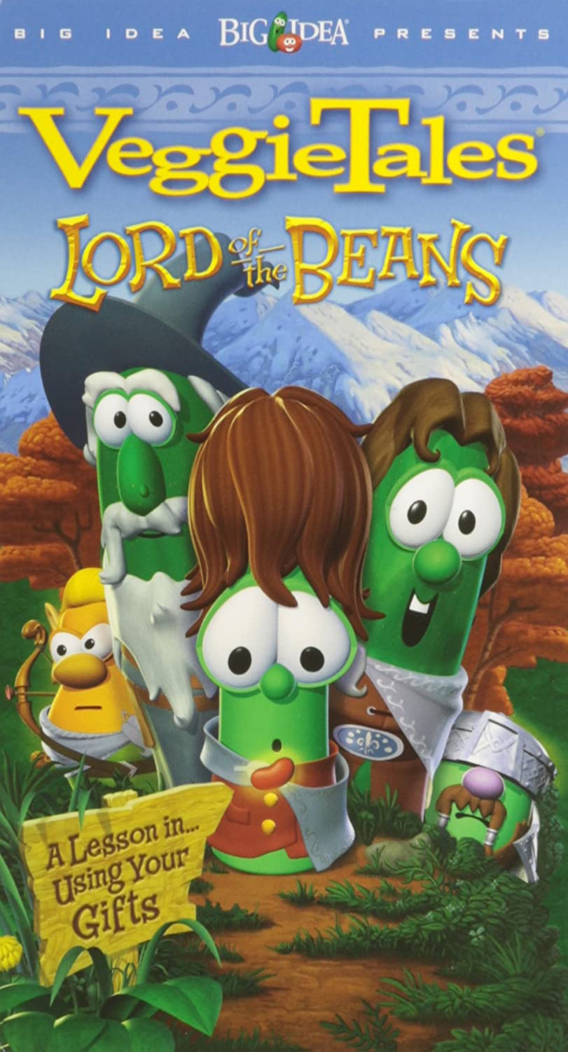 Amazon veggietales lord of the beans vhs veggietales amazon veggietales lord of the beans vhs veggietales movies tv sciox Gallery