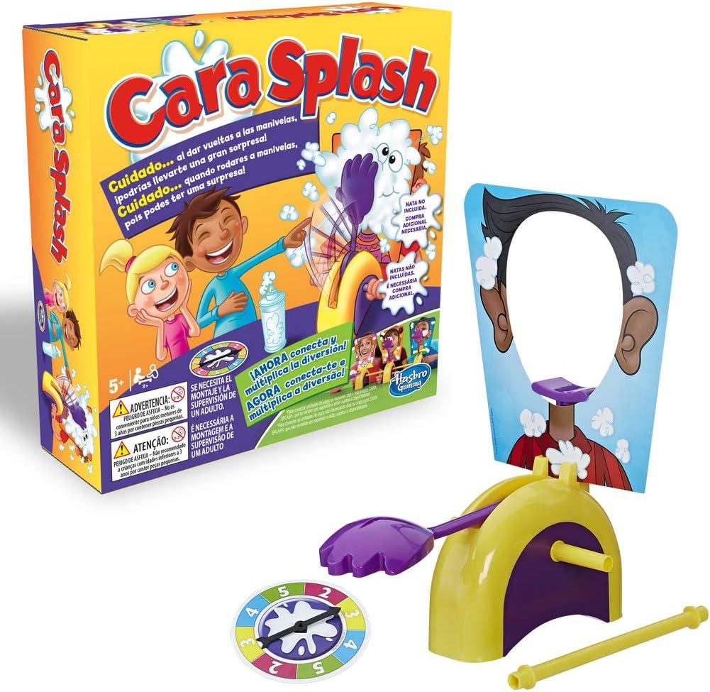 Gaming Clasico- Cara Splash (Hasbro E2762105): Amazon.es: Juguetes y juegos