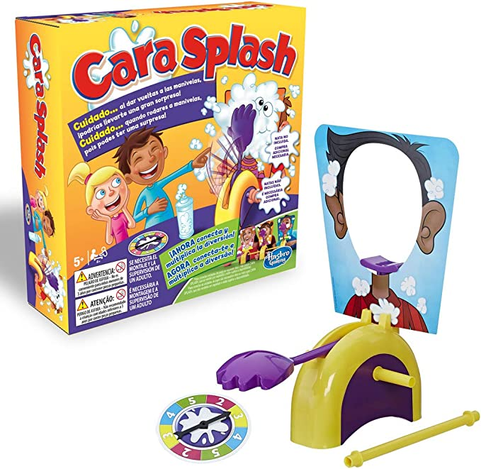 Gaming Clasico- Cara Splash (Hasbro E2762105): Amazon.es: Juguetes ...