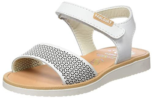 e5c5db076150 Pablosky Girls  439100 Open Toe Sandals  Amazon.co.uk  Shoes   Bags