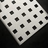 lochblech 1 5mm edelstahl rg10 t25 98 edelstahlblech blechstreifen v2a gr e w hlbar. Black Bedroom Furniture Sets. Home Design Ideas