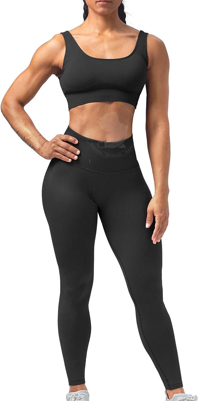 Womens SMALL BLACK Seamless Yoga Sports Bra Gym Fitness Activewear Shark