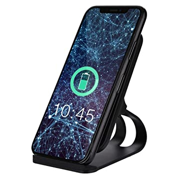 bloatboy 10 W Wireless Charger, Qi Fast inalámbrico Cargador ...