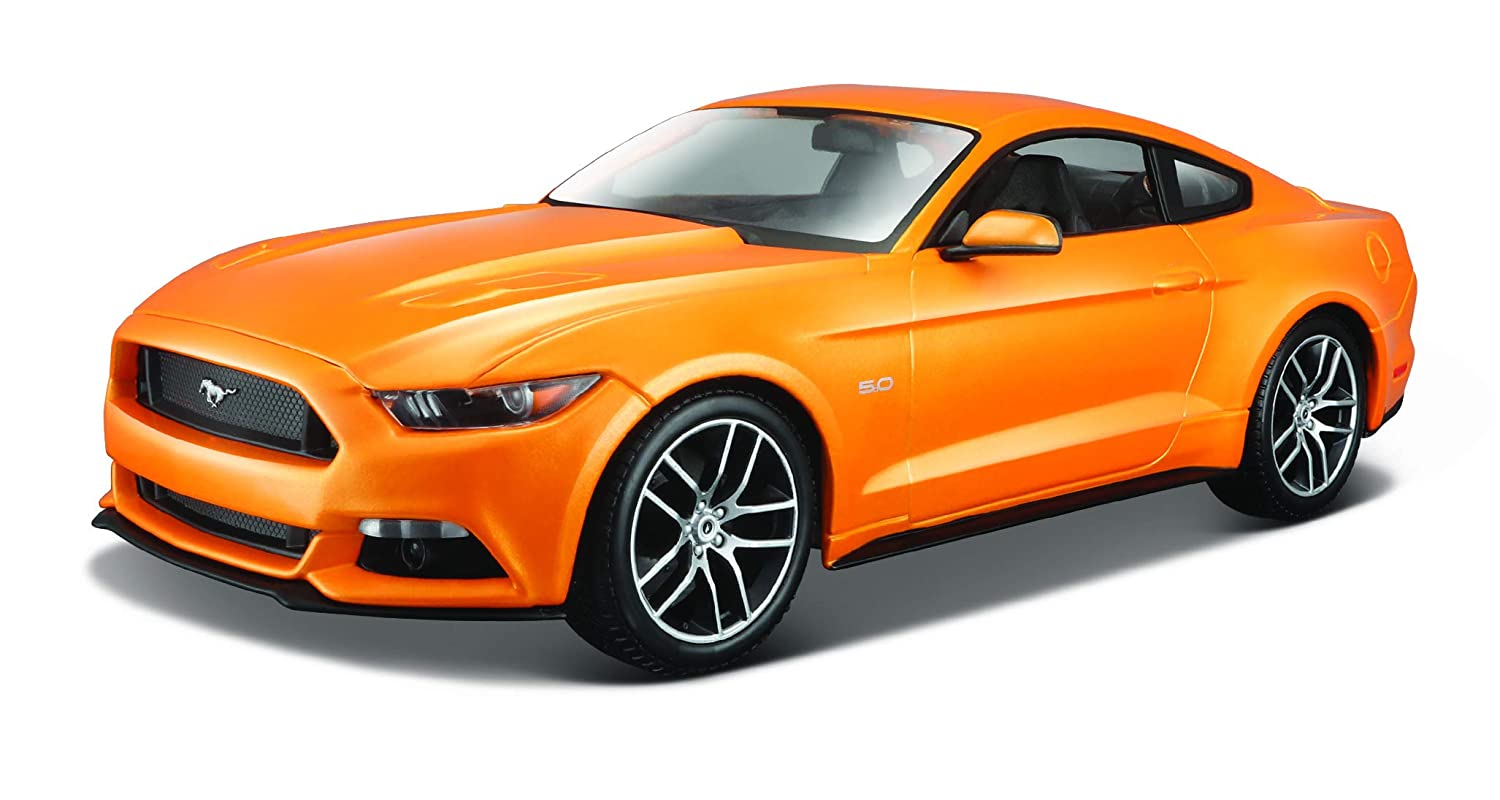 Maisto 118 scale 2015 ford mustang diecast vehicle colors may vary