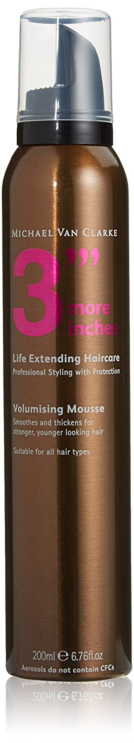 3 More Inches Volumising Mousse 200 ml 3MI007