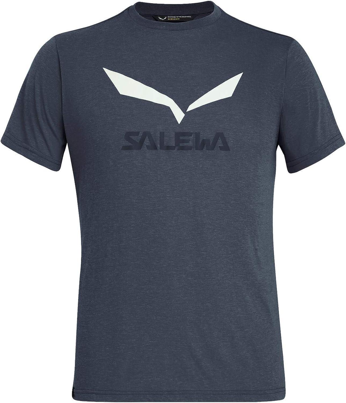SALEWA Solidlogo Drirelease M Camiseta Hombre