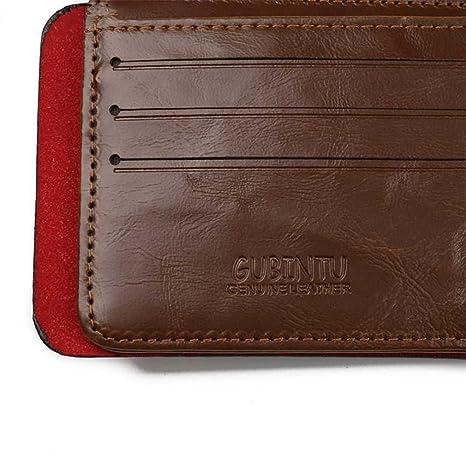2018 new hight quality fashion Wallet Men Mini PU Leather ...