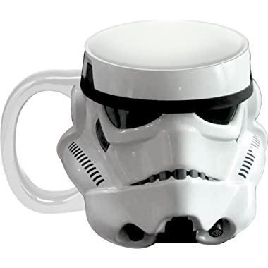 Star Wars Storm Trooper Sculpted Ceramic Mug 99101