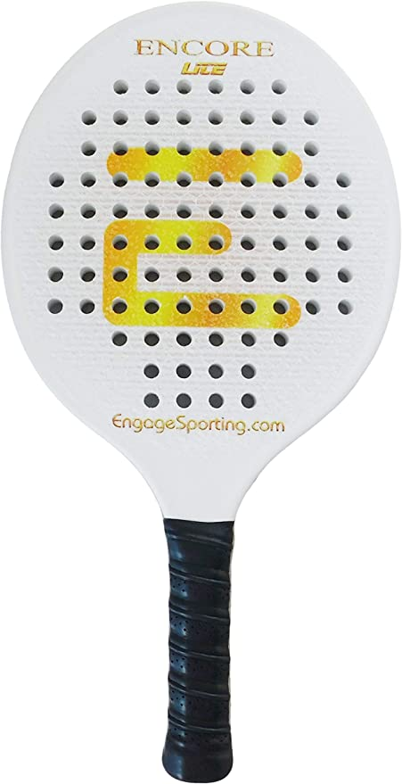 Amazon.com : Engage Encore Lite Platform Tennis Paddle ...