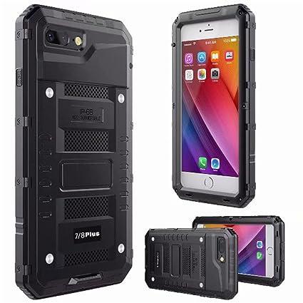Amazon.com: Yego - Carcasa impermeable para iPhone 8 Plus, 7 ...