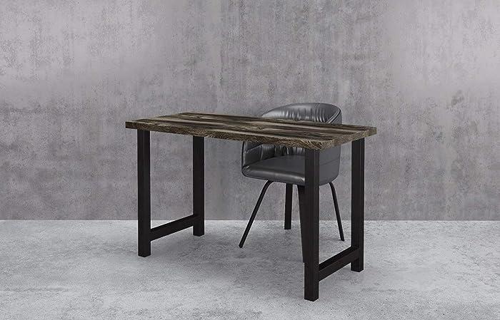 White gray solid wood office Furniture Image Unavailable Pinterest Amazoncom UmbuzÖ Sale Reclaimed Solid Wood Desk Handmade