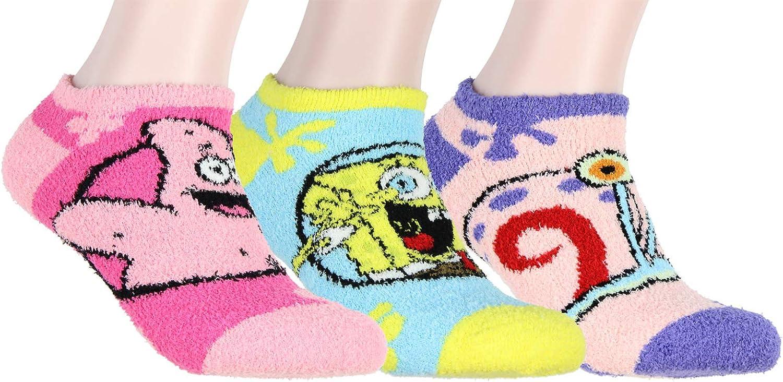 8 Pairs Mr Men Socks Size 3-5½ Kids Boys Girls Cartoon Character Novelty Socks