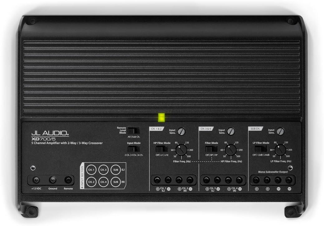 JL Audio Amplifier Class D