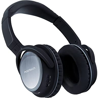 XJ-500 Wireless Headphones offers HD Sound, Bluetooth 4.1, aptX Codec Support, Up to 20 Hrs Music & Talk Time Bluetooth Headsets at amazon