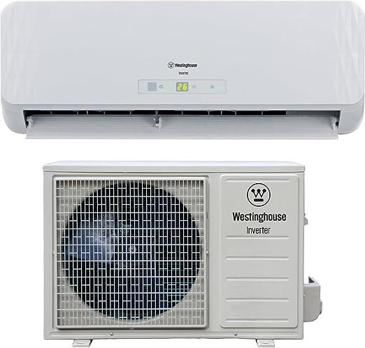 Amazon Com Westinghouse 12000 Btu 15 Seer Ductless Mini Split Air Conditioner Heat Pump Home Kitchen