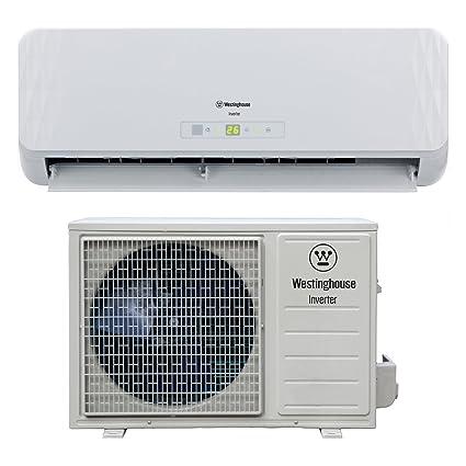 amazon com westinghouse 18000 btu 15 seer ductless mini split air rh amazon com Ductless Air Conditioner Set Up Mitsubishi Ductless Air Conditioner