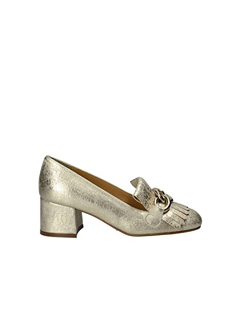 Grace Shoes 1938 Mocasin Mujeres Gris 38: Amazon.es: Zapatos y complementos
