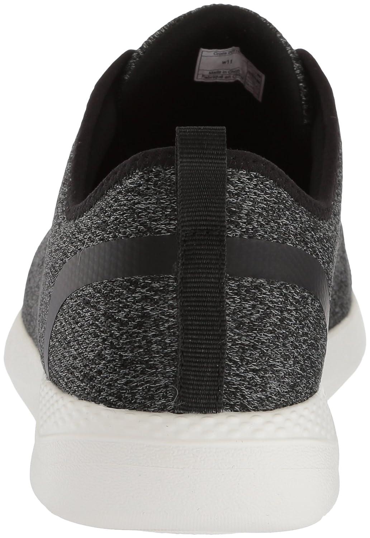 Crocs Women's LiteRide Lace-up Sneaker B074F7JFTW 7 B(M) US|Black/White