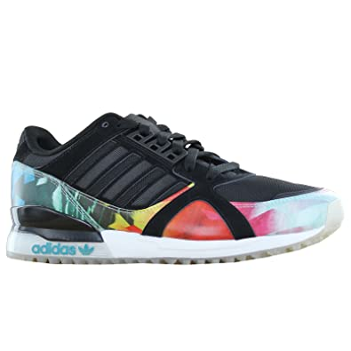 a187cf2c3 Adidas ZX 700 Black Multi Mens Trainers Size 9.5 UK  Amazon.co.uk  Shoes    Bags