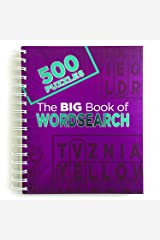 The Big Book of Wordsearch: 500 Puzzles Spiral-bound