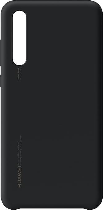 Huawei 51992382 Silicon Schutzhülle (geeignet Für P20 Pro) Schwarz