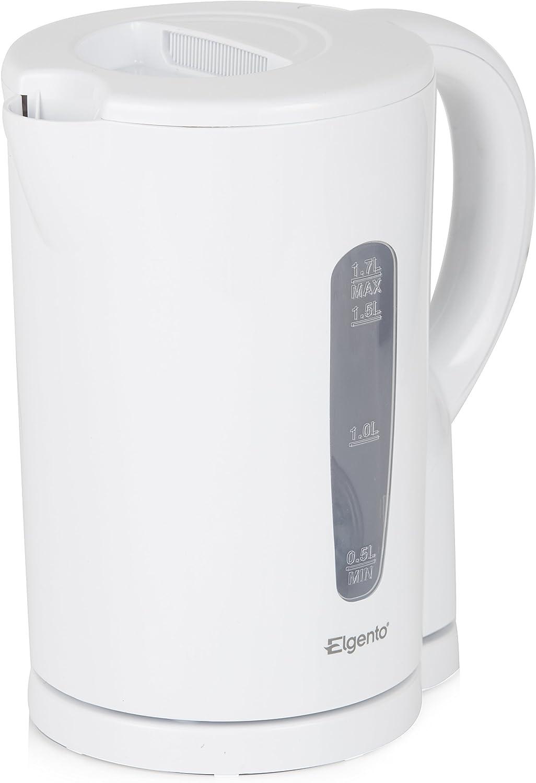 Elgento Jug Kettle, Boil Dry Protection