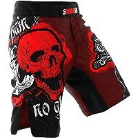 SMMASH - Pantalón corto para deportes de lucha