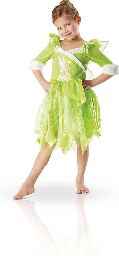 Rubbies - Disfraz de hada para niña, talla M (5-6 años) (154571M ...