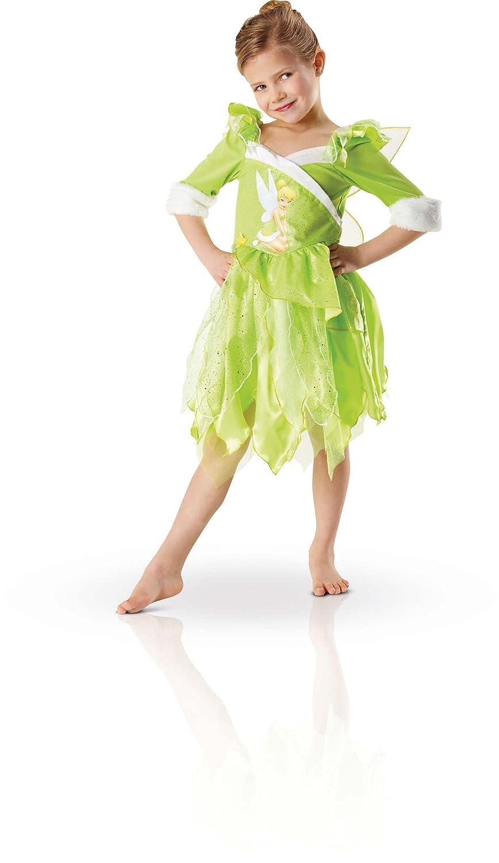 Rubbies - Disfraz de hada para niña, talla M (5-6 años) (154571M)