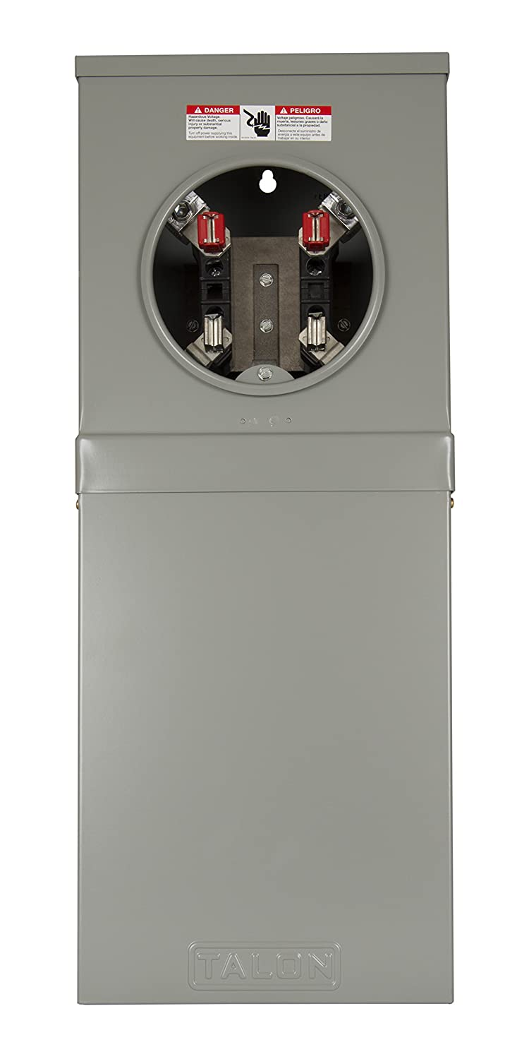 Siemens TL1F77NT Talon Temporary Power Outlet Panel with A Gfci Protected 50 Amp and 2 x 20 Amp Duplex Receptacles