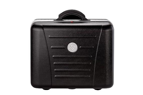 Parat 489600171 Maletines de ruedas Negro 575 x 220 x 425 mm: Amazon.es: Bricolaje y herramientas
