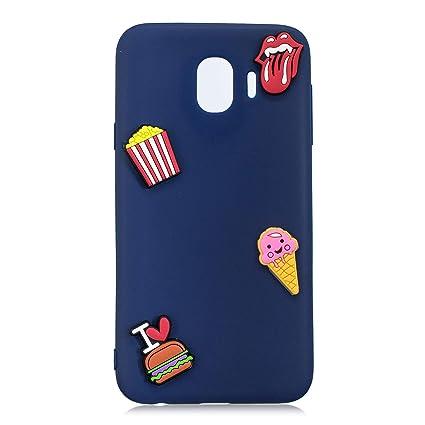 Amazon.com : Galaxy J4 2018 Case, Tznzxm Fashion [ 3D DIY ...