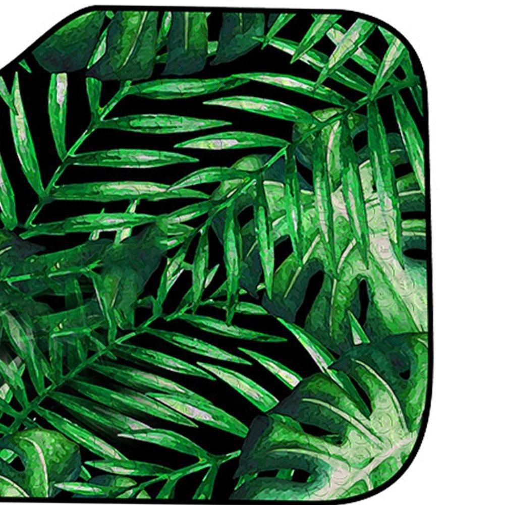 127 68 cm Pare-soleils Int/érieur La Protection Avant Parfaite Contre Les Rayons UV et la Chaleur dans Votre Voiture Ardentity Pare Brise Soleil Herbe Verte Pare Soleil Voiture Pare Brise Avant