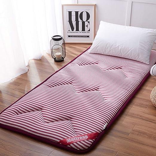 Balapig mattress Colchón Plegable Ahorro de Espacio, Cama de ...