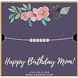 Amazon.com: Efy Tal Jewelry - Collar de plata de ley con ...