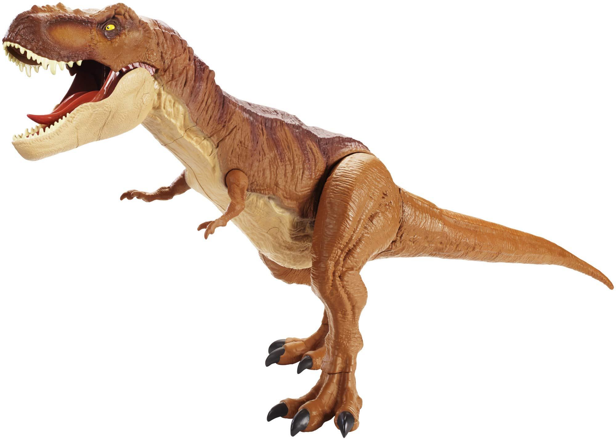 Jurassic World Super Colossal Tyrannosaurus Rex [Amazon Exclusive]