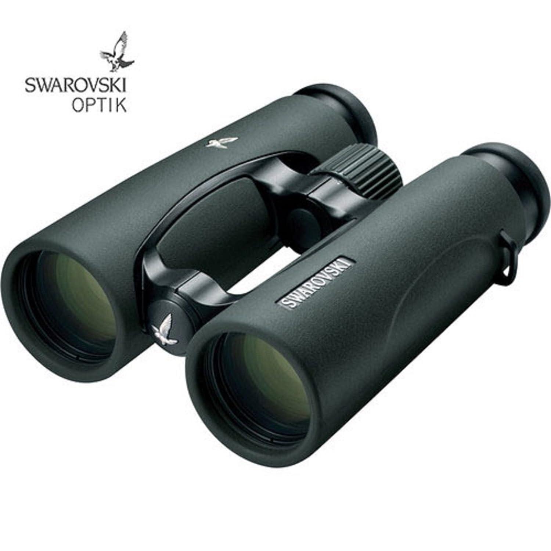 スワロフスキーOptik El 8.5 X 42 W B Swarovision Water Proof屋根プリズムグリーン双眼 – 34108 B00W07547U
