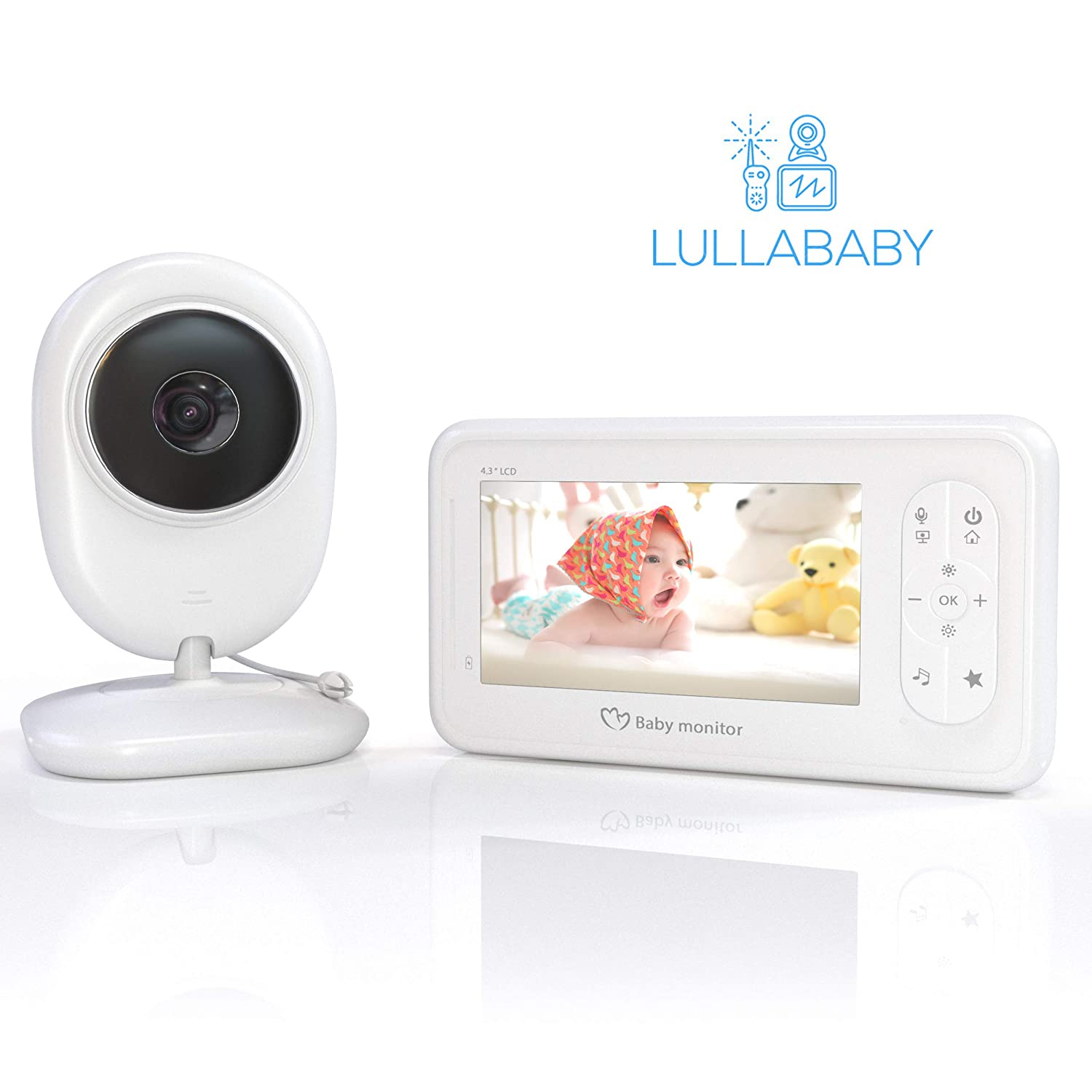 Video Baby Monitor with HD Camera