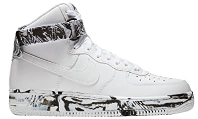 new concept a25db 7d532 Nike Air Force 1 High  07 Lv8 Lthr Mens At3293-100 Size 10.5
