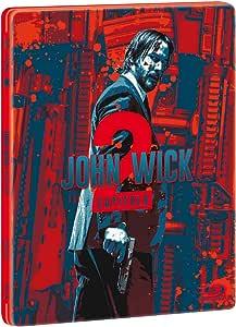 john wick - capitolo 2 (steelbook) - blu ray blu_ray Italian Import