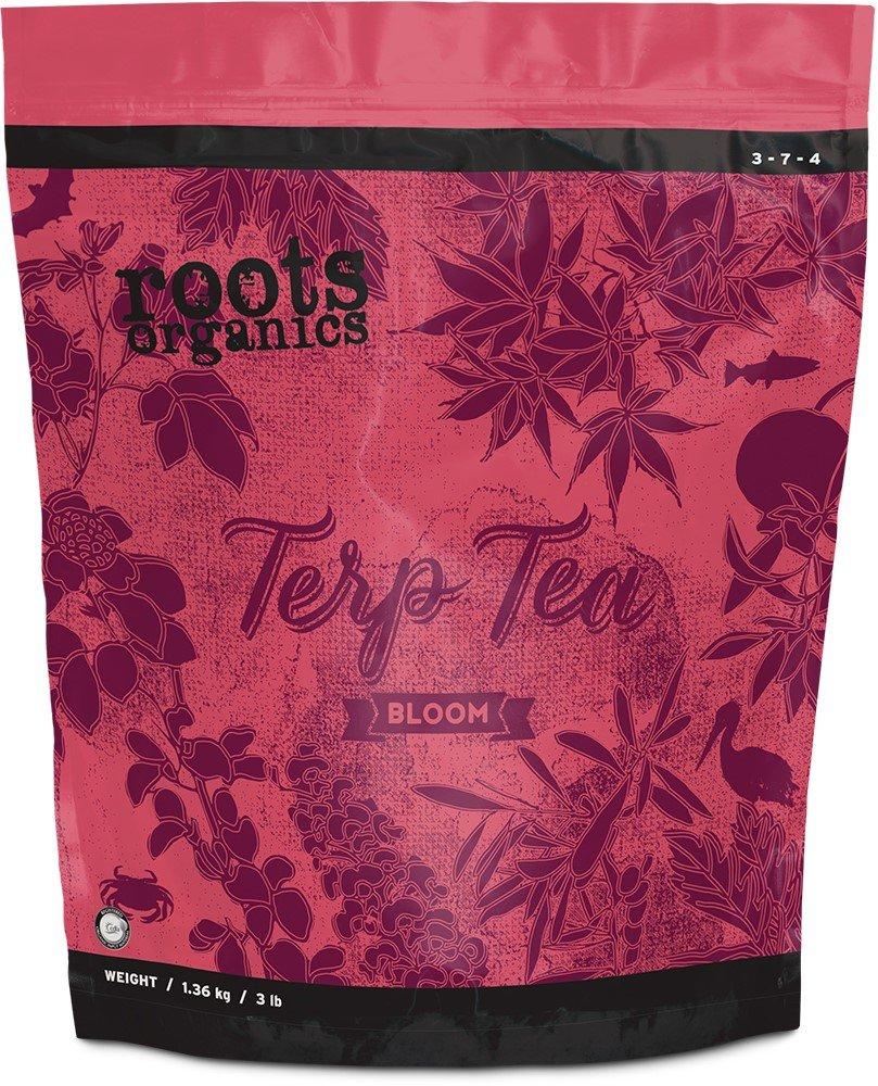 Roots Organics Terp Tea Bloom 3lb