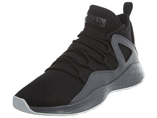 finest selection b9f15 c35ee Nike Scarpe Uomo Sneaker Jordan Formula 23 41 Nero