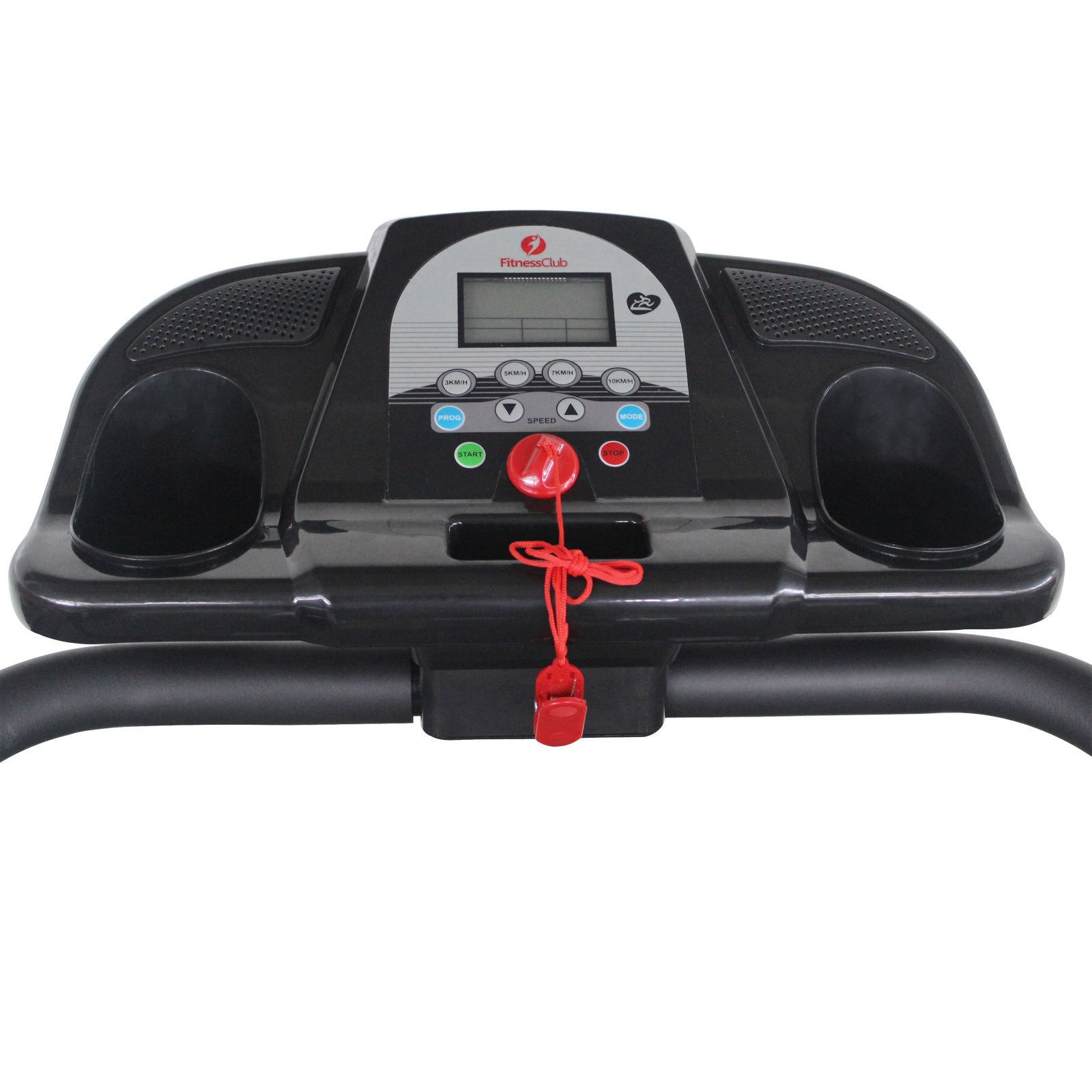 Portable 500W Folding Electric Motorized Treadmill Running Gym Fitness Machine by ZETY (Image #4)