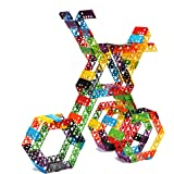 Qubits Educational Building Set: 84 Piece for STEAM - STEM - Makerspace Classrooms and Library